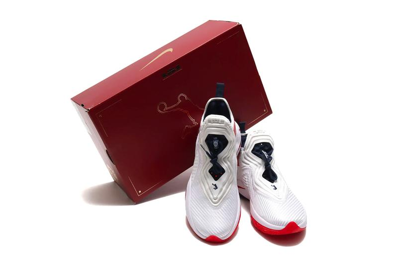 NIKE LEBRON SOLDIER XIV EP WHITE/UNIVERSITY RED-TEAM RED 20FA-I ck6047-100 Release basketball