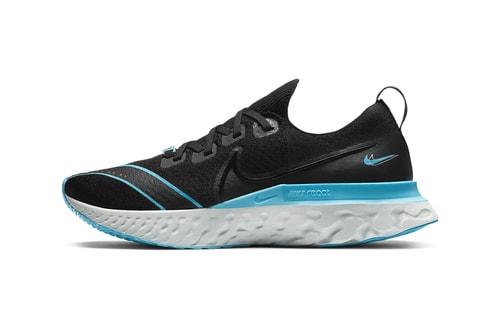"Nike Renders React Infinity Run FlyKnit in Striking ""Fast City"" Colorway"