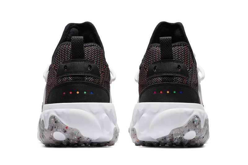 nike sportswear react presto flyknit black vast grey fire pink white gum light brown multicolor CN1709 001 100 official release date info photos price store list buying guide