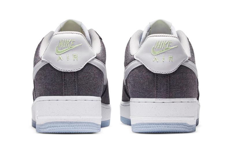 nike sportswear recycled canvas pack release details information air max 95 90 air force 1 07 daybreak type cortez sustainable details move to zero
