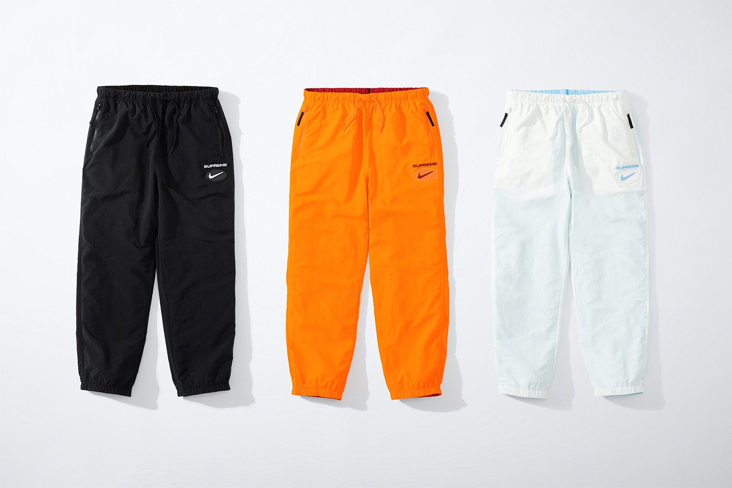 Nike Supreme Fall Winter 2020 Collection Release Info Date Buy Price Reversible Anorak Soccer Jersey Crewneck Reversible Pant Sweatshort.