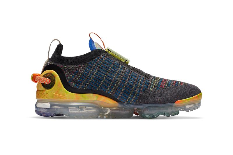 nike sportswear vapormax 2020 iron grey multi color white orange CJ6740 003 official release date info photos price store list buying guide