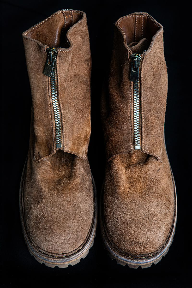 nonnative Guidi Big Daddy Horse Leather Center Zip Boots Release