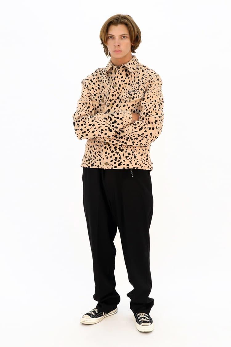 Noon Goons Spring/Summer 2021 Lookbook Collection los angeles surf hip hop punk california jackets zebra print leopard long sleeves hoodies shorts kurt narmore