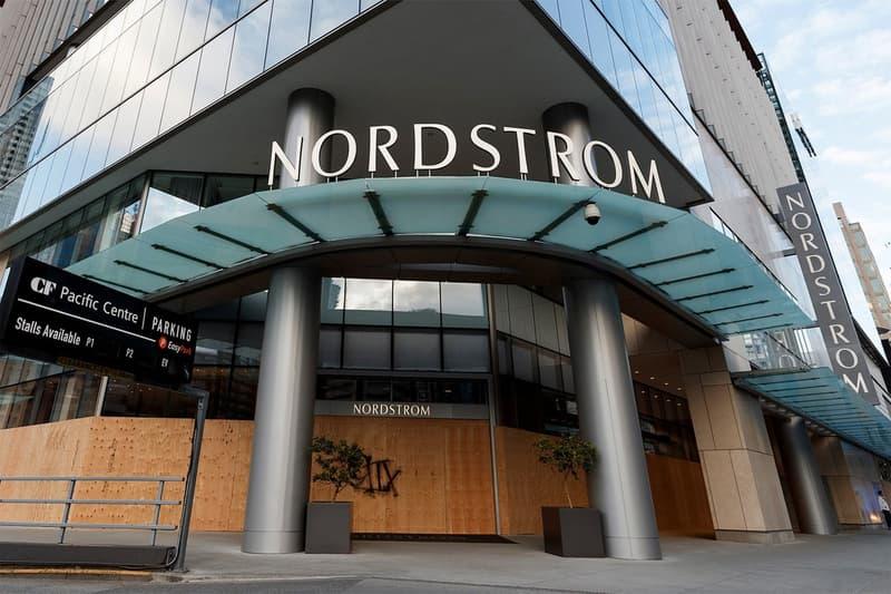 nordstrom department store chain 53 net sales decline drop plummet second quarter results august revenue