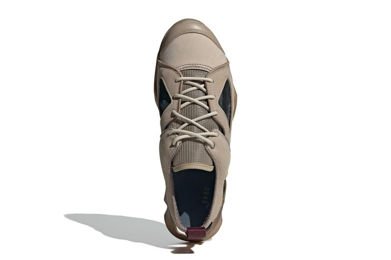 oamc Luke Meier adidas originals type o4 o5 sandal hiking shoe core black legacy blue legend ink FV7642 supplier color off white FV7127 light brown FV7638 trace stone khaki FV7639 grey five four FV7122 official release date info photos price store list buying guide
