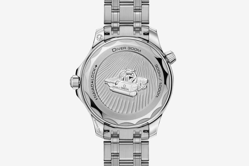 OMEGA Seamaster Diver 300M Nekton Edition Watch Info watches ocean indian ocean Sir Peter Blake conservation swiss watches
