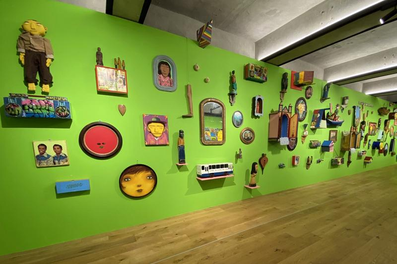 osgemeos you are my guest hyundai card storage museum artworks installations paintings shows