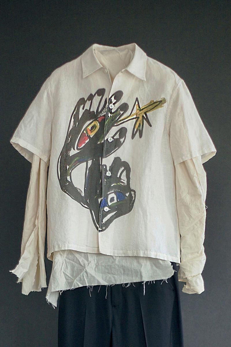 our legacy sweden stockholm hank gruner hands painted t-shirts shirts graphic printed details buy cop purchase