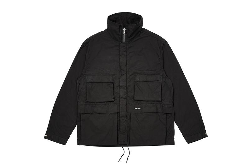Palace Fall 2020 Outerwear and Jackets avirex jackets london streewear leather skateboarding