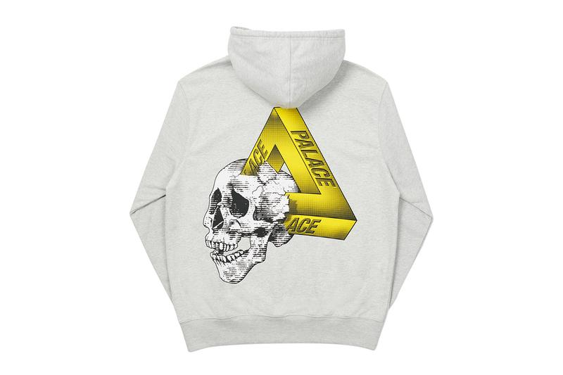 Palace Fall 2020 Sweatshirts Hoodies spitfire collection release info