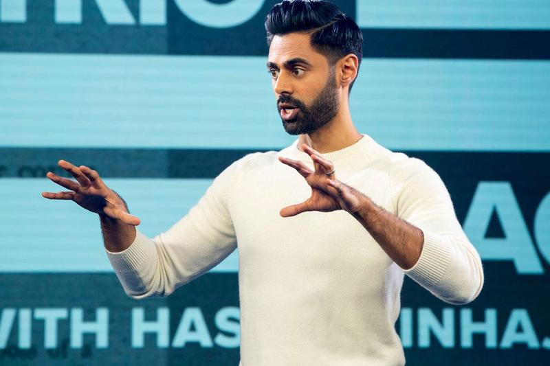 'Patriot Act With Hasan Minhaj' Canceled Netflix Entertainment Announcement Streaming Watch Online TV Show Political Comedy Program News