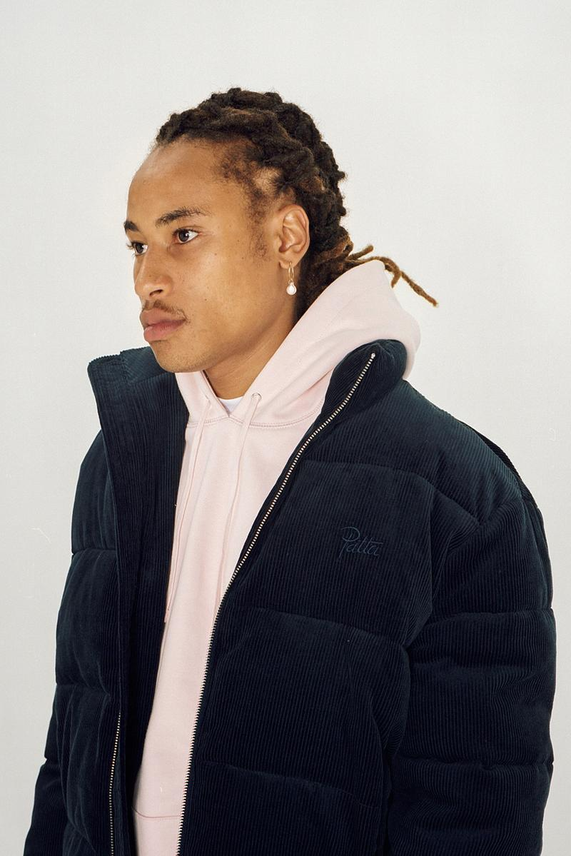Patta fw20 fall winter 2020 collection amsterdam basics lookbook details release information