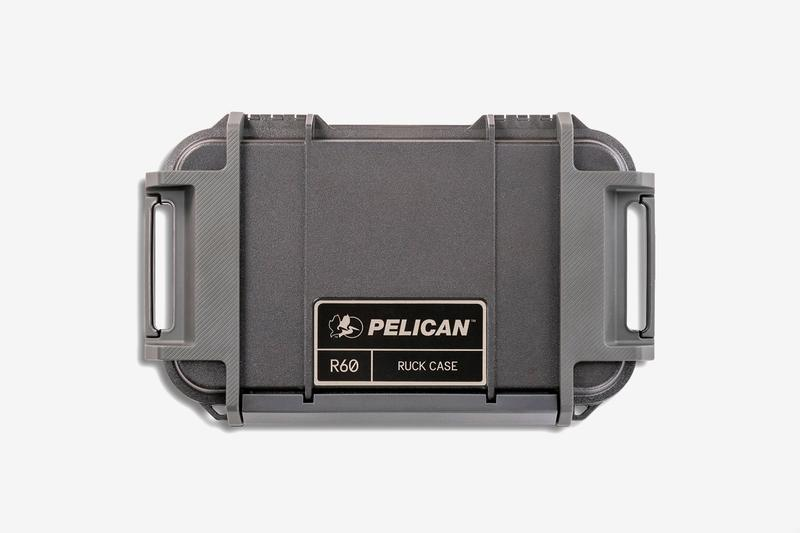 Pelican R60 Personal Ruck Case Releases waterproof gear edc