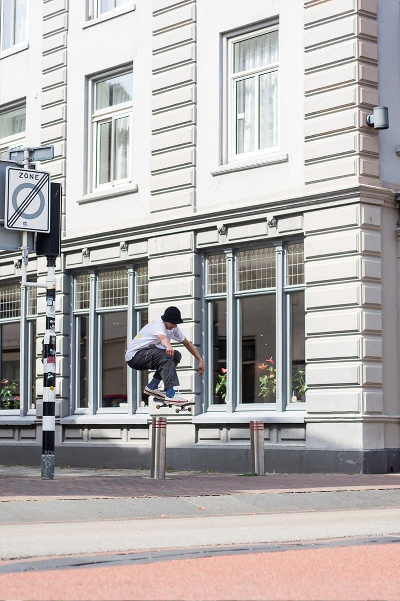 pop trading company dutch skate wear label release fall winter 2020 release information like supreme palace polar