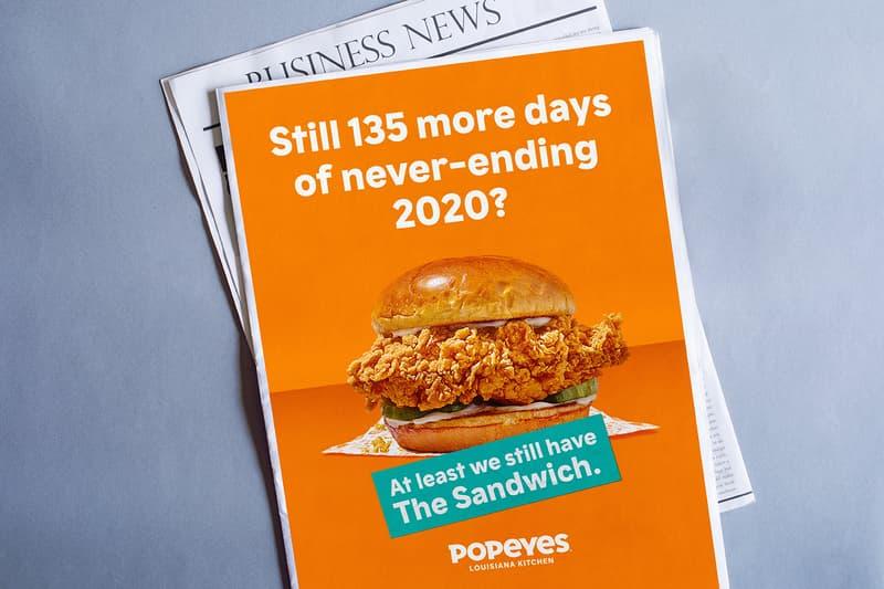 Popeyes Chicken Sandwich Anniversary Announcement 2021 Early Countdown Info