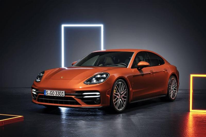 porsche 2021 panamera 4 4s e hybrid gts turbo s four door sedan