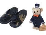 PORTER Links With Steiff, JOJO for 85th Anniversary Teddy, Cargo Sandals