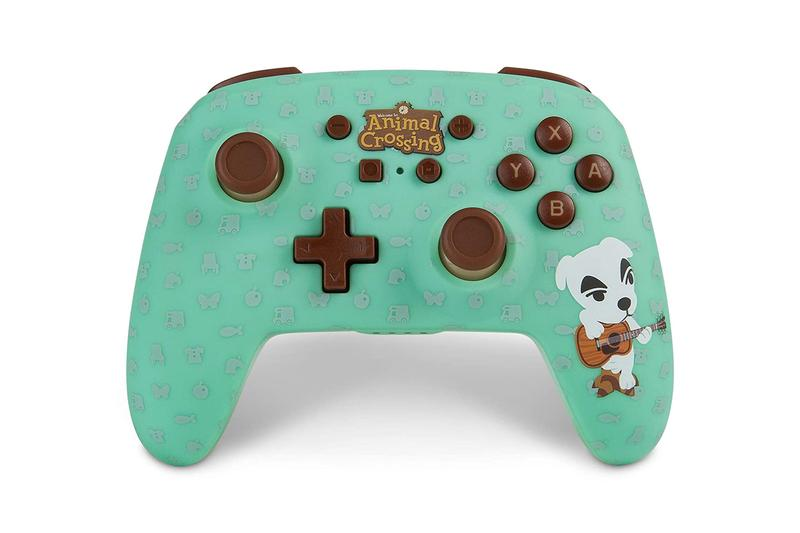 Animal Crossing Nintendo Switch Wireless Controllers Release k.k. slider Timmy & Tommy Nook  games