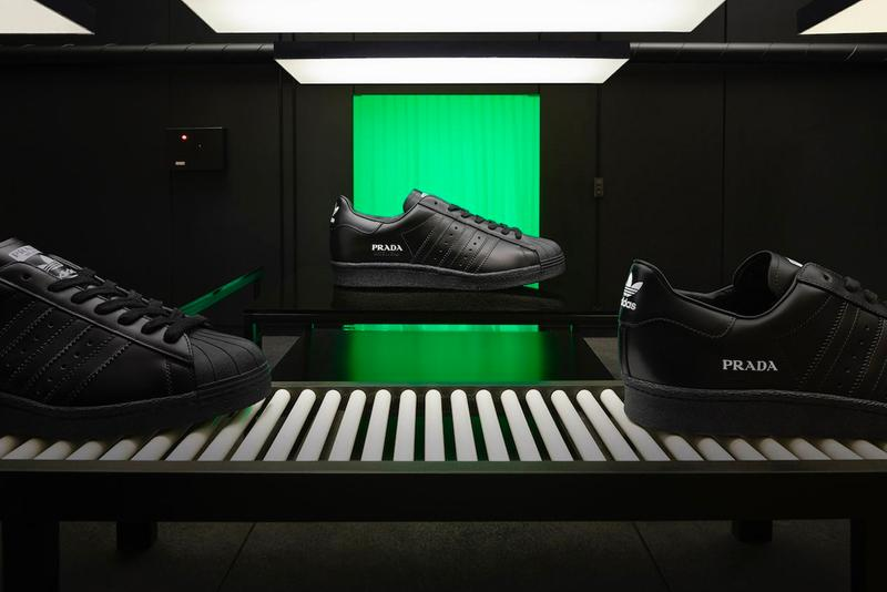Prada adidas Originals Second Drop Superstar Black White Silver Release Info date Buy Price  FW6679