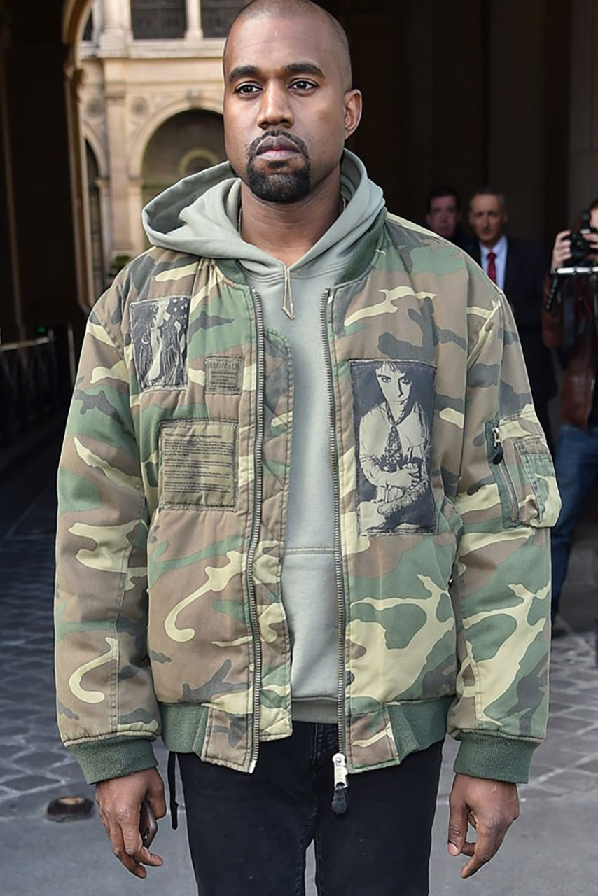 raf simons riot bomber jacket army streetwear behind the hype drake toosie slide kanye west surplus fall winter 2001 menswear archive grailed collector