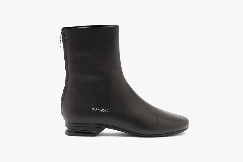 Raf Simons FW20 (RUNNER) Boots Have Landed Paris Fashion Week Ozweego adidas chelsea