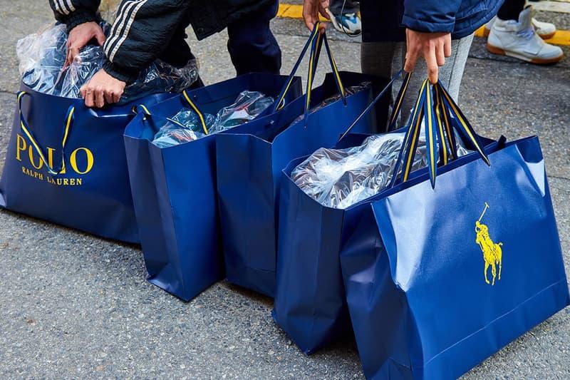 Ralph Lauren Reports First Quarter Losses bags retail shopping coronavirus COVID-19