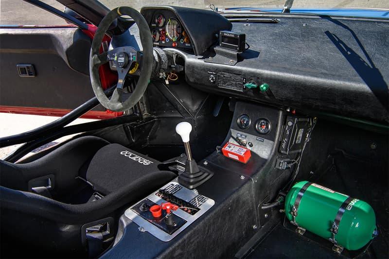 rm sothebys bmw m1 procar racing vintage cars auction sale shift monterey