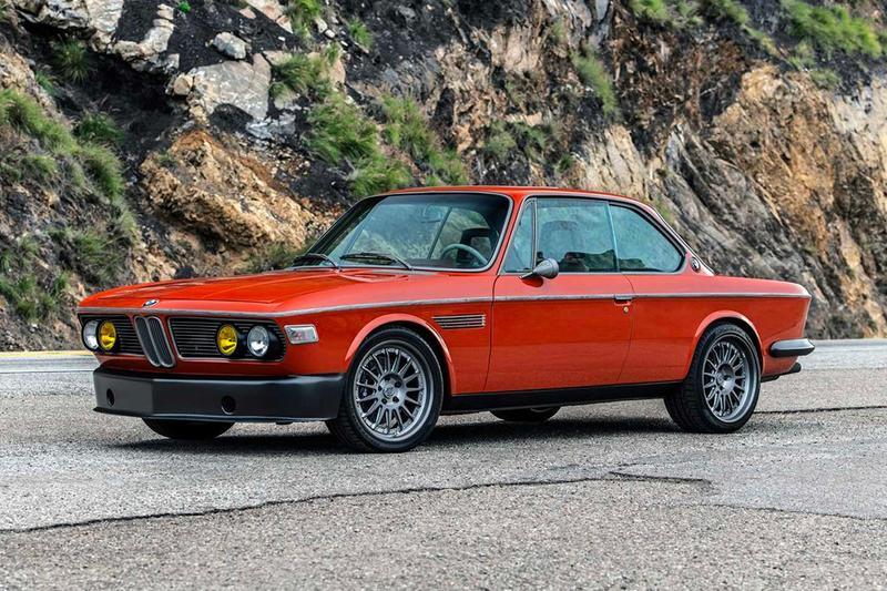 Robert Downey Jr. Speedkore 1974 BMW 30 CS Restomod M5 Classic Race Car Classic Cars Iron Man Tony Stark Marvel Avengers