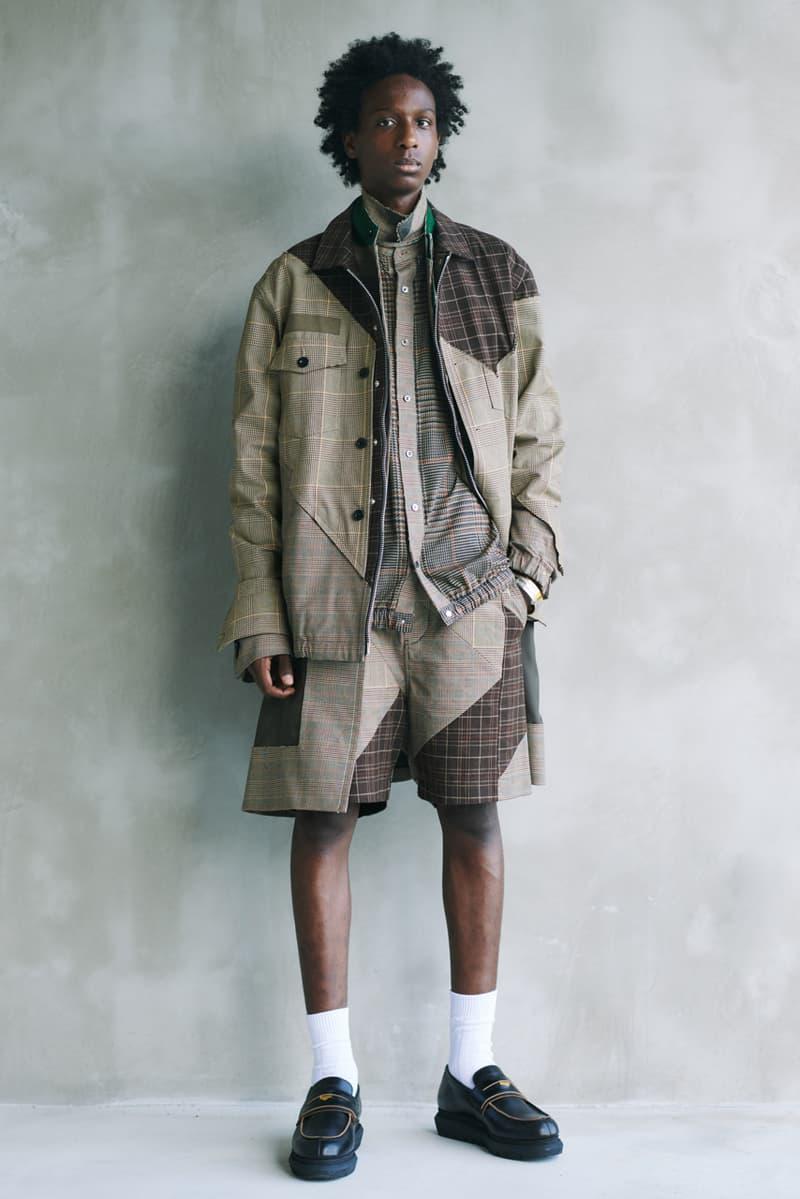 sacai Spring/Summer 2021 Collection Lookbook, Nike collaboration sneaker blazer low daybreak vaporwaffle tour shoe footwear menswear resort ss21 Love Over Rules release date