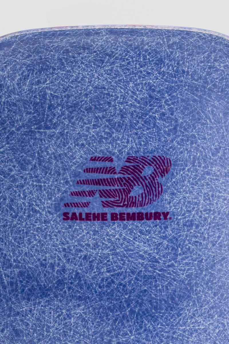 salehe bembury modernica new balance Eiffel Side Shell Chair blue purple silver 2002 official release date info photos price store list buying guide