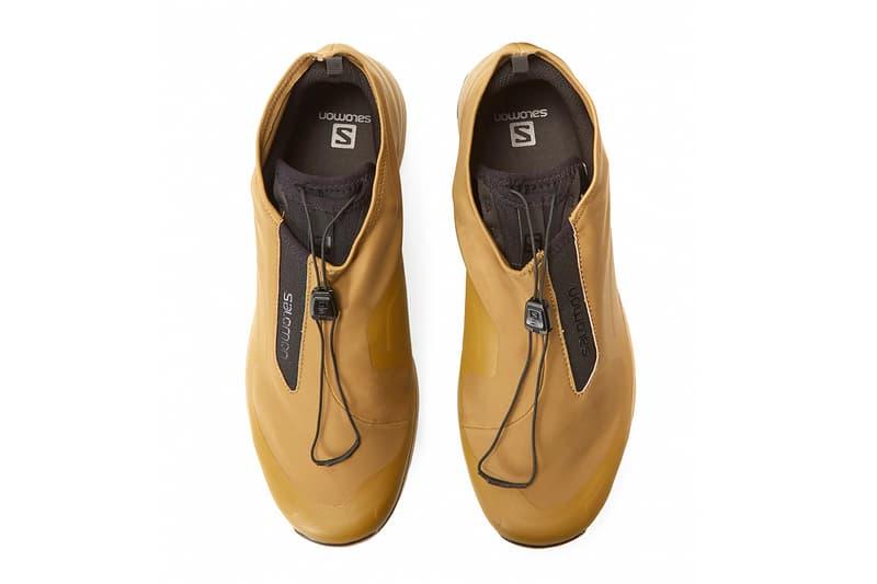 Salomon Advanced XA Alpine Mid Beige menswear streetwear spring summer 2020 collection ss20 sneakers footwear shoes trainers runners kicks