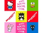 Anti Social Social Club Teases Upcoming Sanrio Collaboration