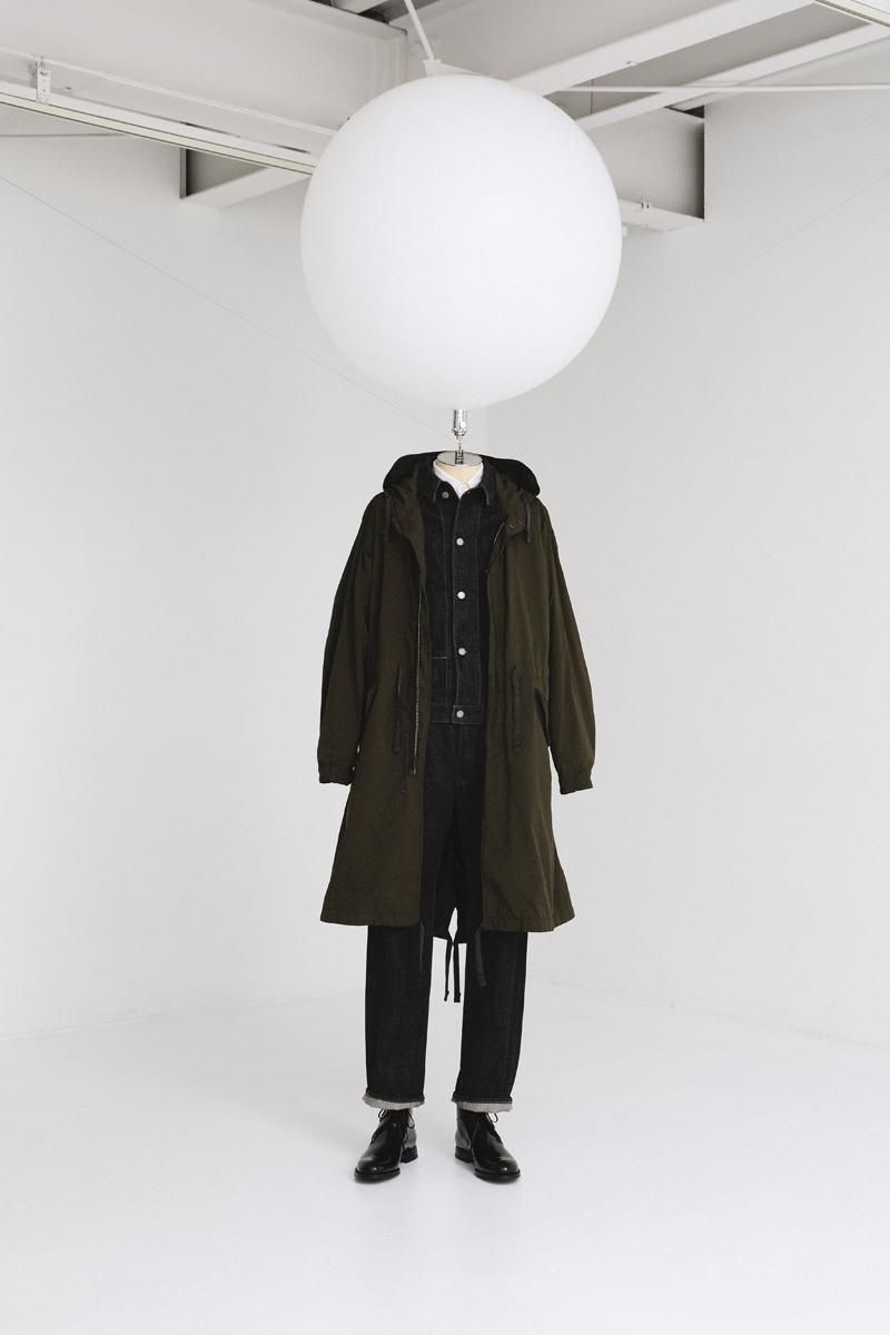SCYE Fall Winter 2020 Lookbook menswear streetwear fw20 garments clothings jackets shirts pants coats trench checker sarotorial japanese designer