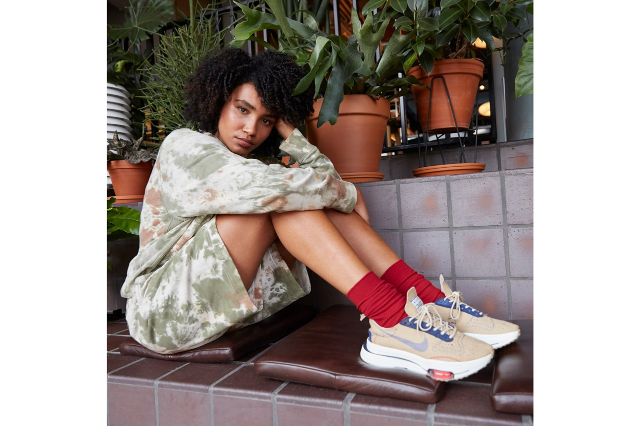 size nike air zoom type hemp london tokyo tan blue red white n 354 official release date info photos price store list buying guide