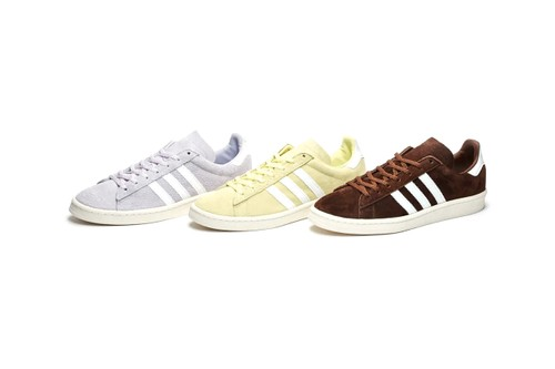 "Sneakersnstuff Celebrates Sweet Treats with adidas Campus 80 ""Homemade Pack"""