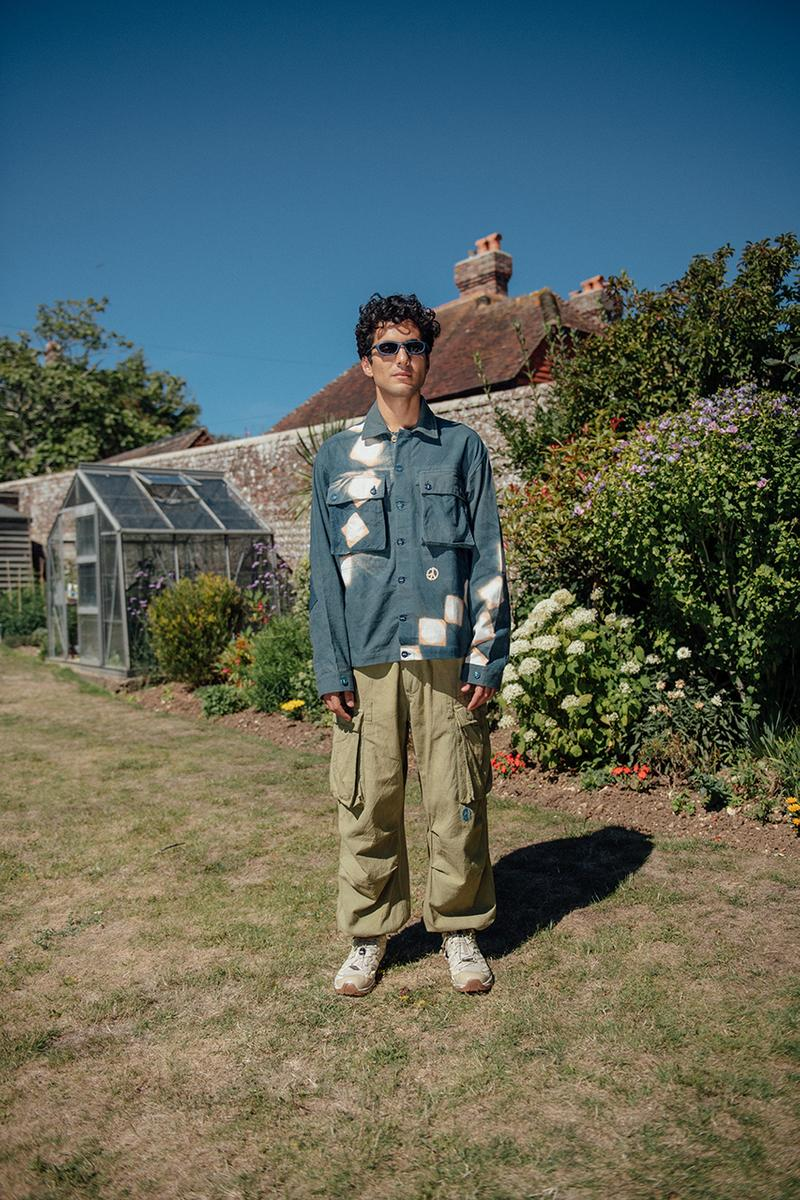 story mfg sustanability natural dye spring summer 2021 ss21 collection lookbook release information