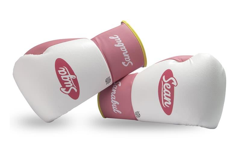 Sugar Sean O'Malley Sanabul Cotton Candy Boxing Gloves Release