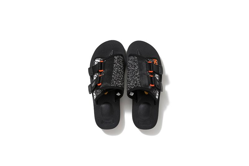 Suicoke TOGA BlackEyePatch DEPA SP MURA SP BEE SP BITA SP sandals japanese Double-Material combination shoe