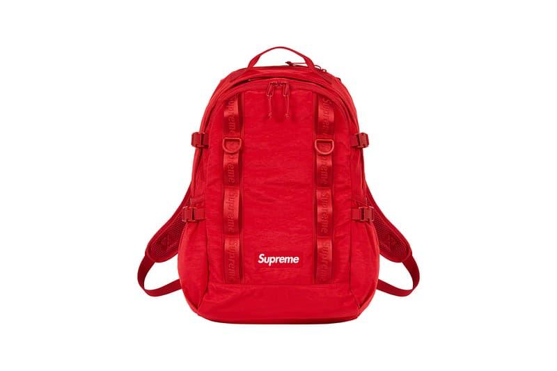 Supreme Fall/Winter 2020 Bags