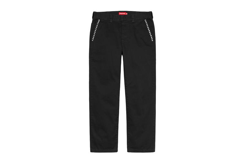 Supreme Fall/Winter 2020 Pants Release Info Date Buy Price Jeans Sweatpants Trousers Overalls