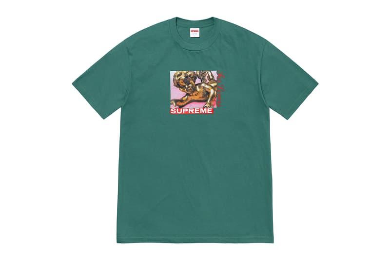 Supreme Fall/Winter 2020 Tees T-shirts Futura Pharoah Sanders Release info Date