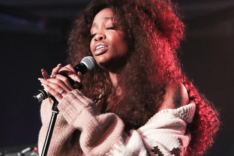 SZA Reveals Hostile Relationship With TDE CEO Punch Top Dawg Entertainment Ctrl 2017 HYPEBEAST Best New Tracks Music Delays News Updates