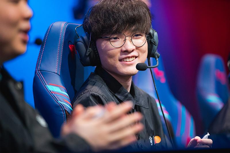 t1 faker league of legends esports twitch streaming exclusive deal lee sang hyeok