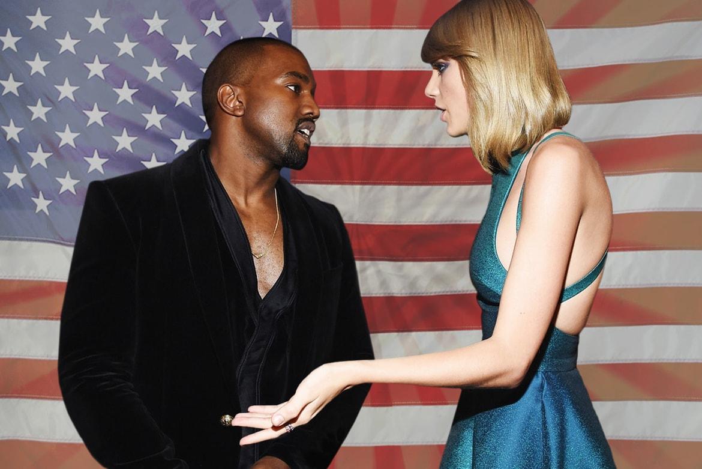 Taylor Swift And Kanye S Self Serving Celebrity Activism Hypebeast
