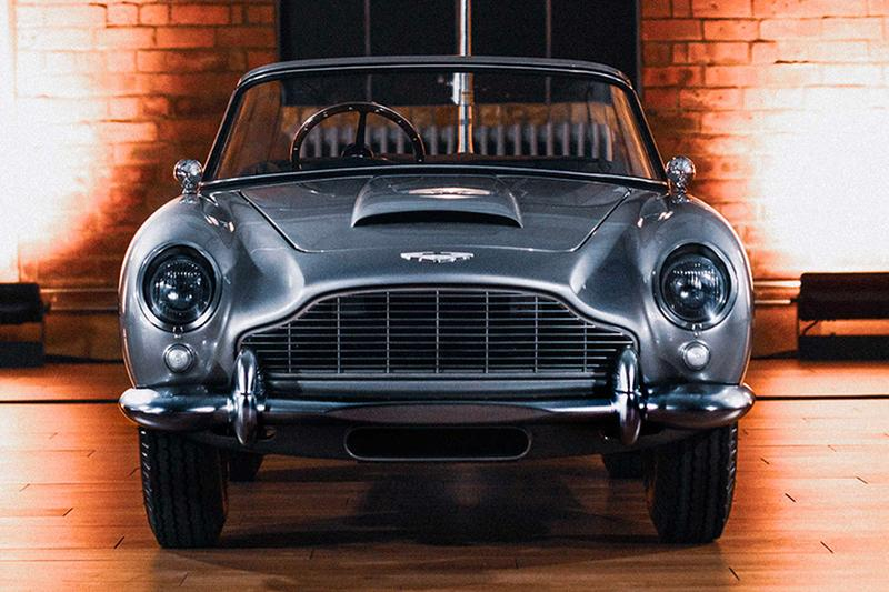 The Little Car Company ASTON MARTIN DB5 Junior info British Supercar racing heritage James Bond 007 No time to Die