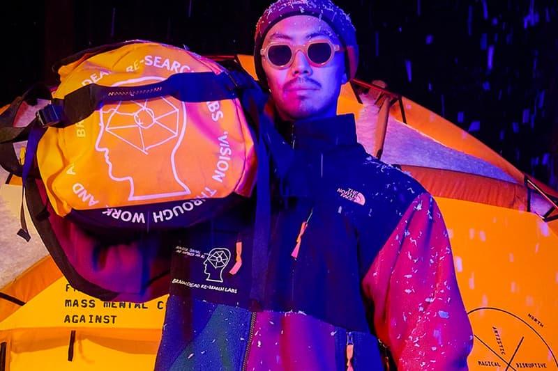 The North Face Brain Dead 2020 Capsule Teaser menswear streetwear kyle ng instagram