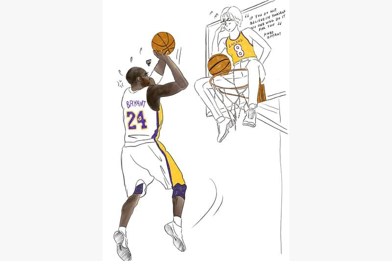 "The Real Project Kobe Bryant ""8-24"" Exhibition Kobe Hong Kong Art Lousy Joey Thye  Adam Lister"