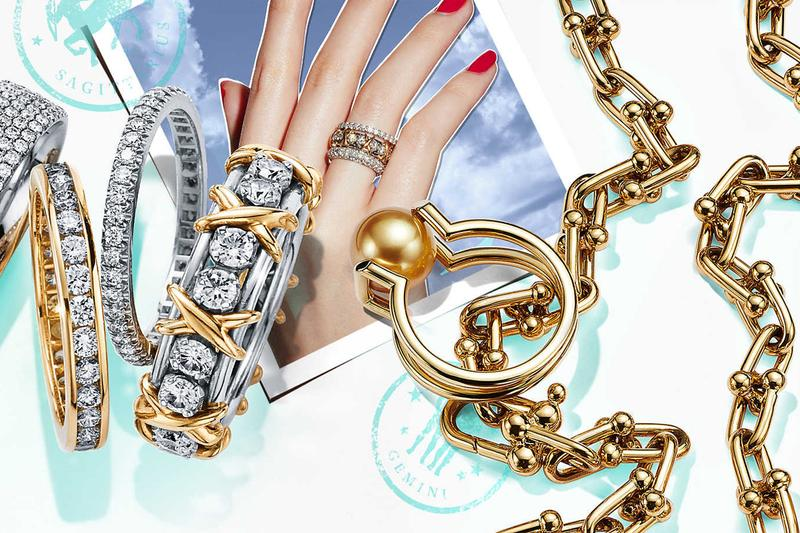 tiffany co jewellery american lvmh financial report business better than expected profits