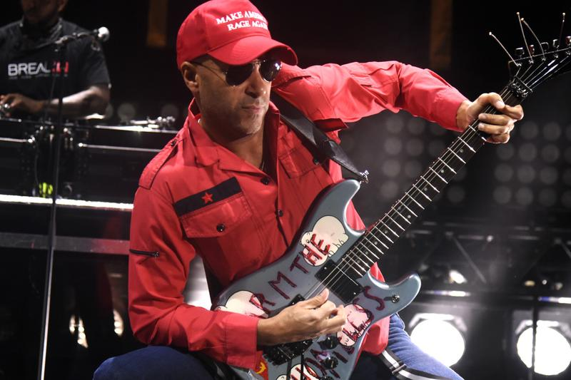 Rage Against The Machine Tom Morello Autobiography Selling for $300 HYPEBEAST Music News Reunion Tour Run The Jewels Photo Book Art